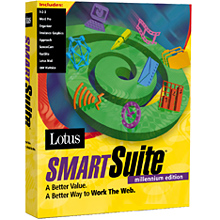 lotus smartsuite 9.8