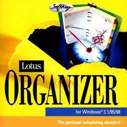 lotus organizer 97